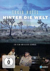 Cover Tokio Hotel - Hinter die Welt [DVD]